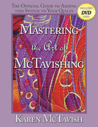 Mastering the Art of McTavishing book cover.