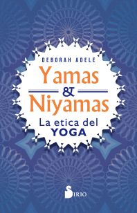 The Yamas & Niyamas Spanish language edition book cover.